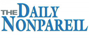 the daily nonpareil banner