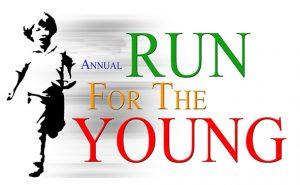 run for the young logo