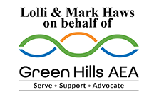 green hills aea logo